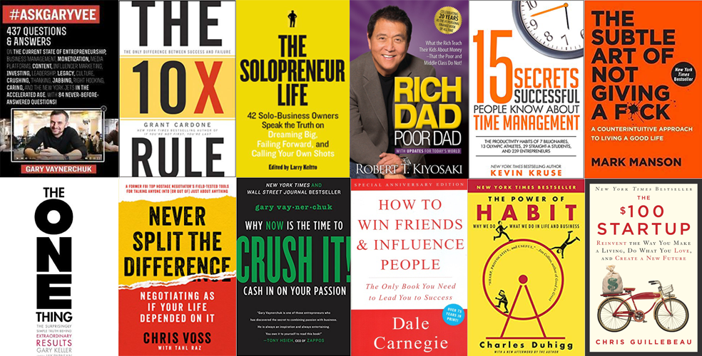 best solopreneur books 2019