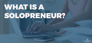 what is a solopreneur