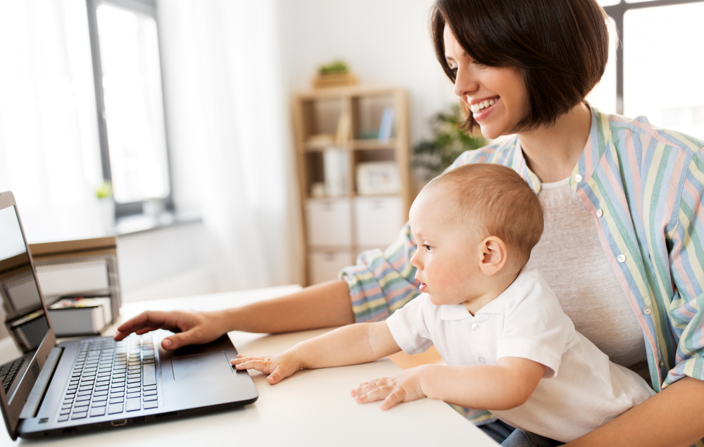 how to become a mompreneur