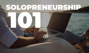 solopreneurship 101 course