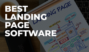 best landing page software