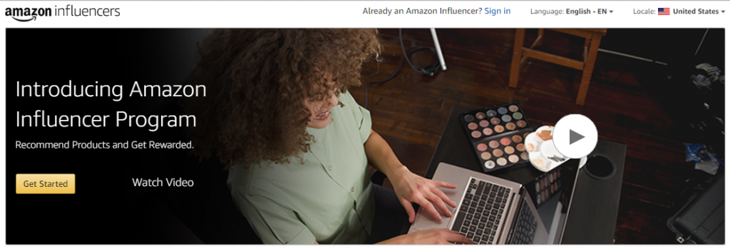amazon-influencer-program