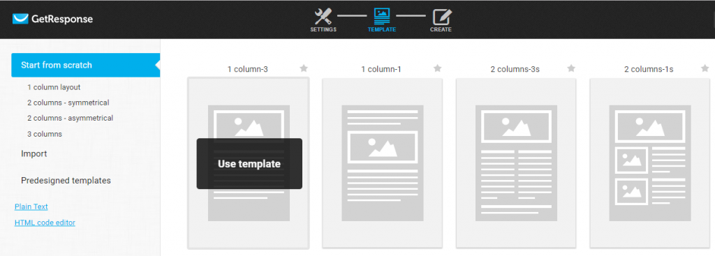 getresponse-email-template