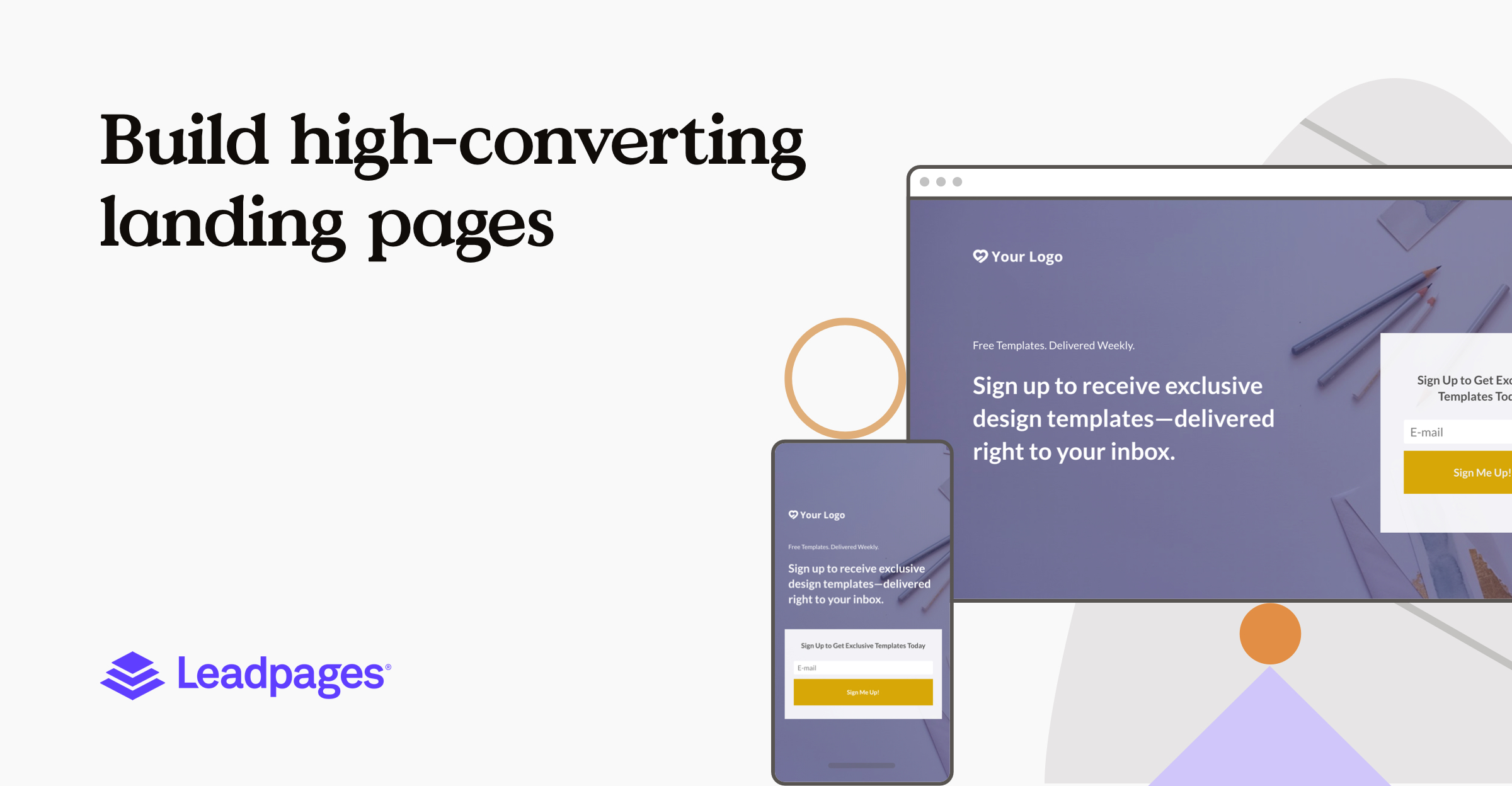 leadpages banner