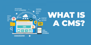 what is a cms content management system