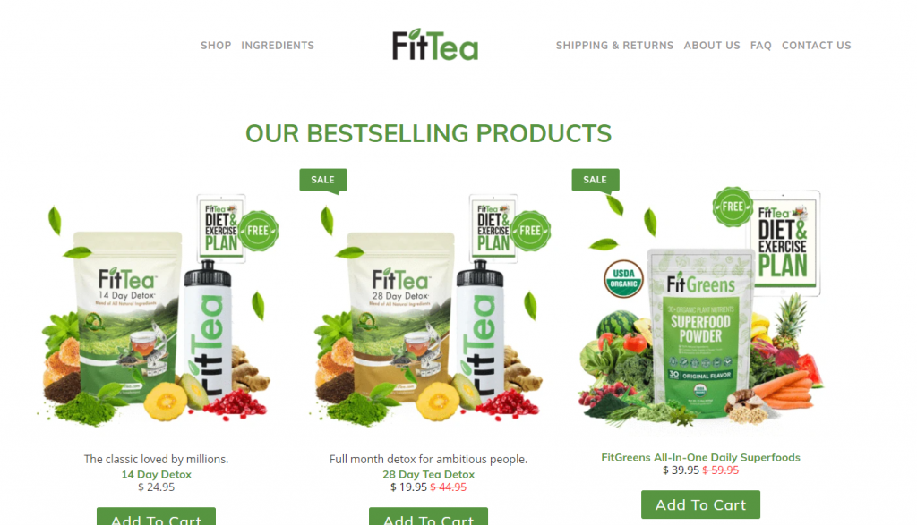fittea shopify