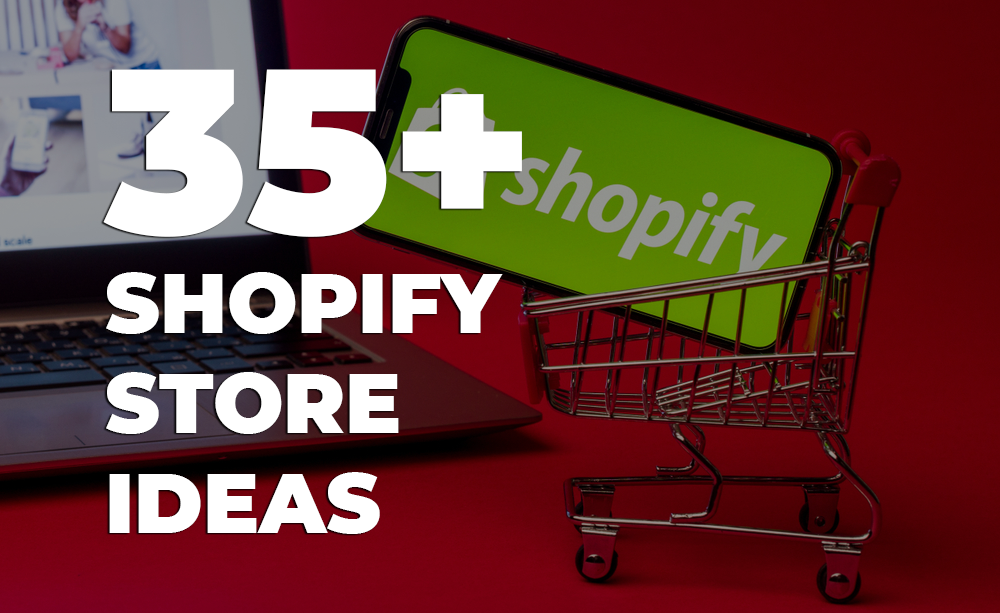 shopify store ideas for inspiration